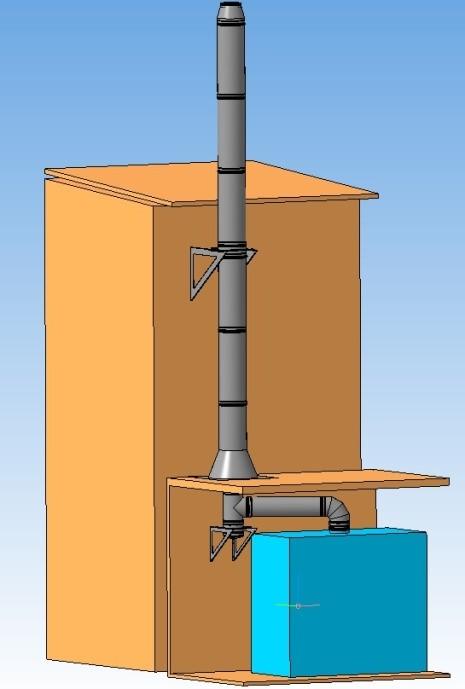 Проектирование и монтаж дымоходов запенить трубу дымохода