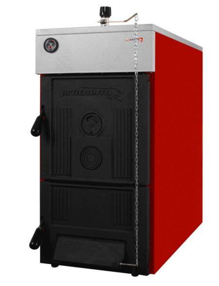 Котел твердотопливный Бобер 60 DLO Protherm, дрова, уголь, электронезависимый, чугунный, 48кВт
